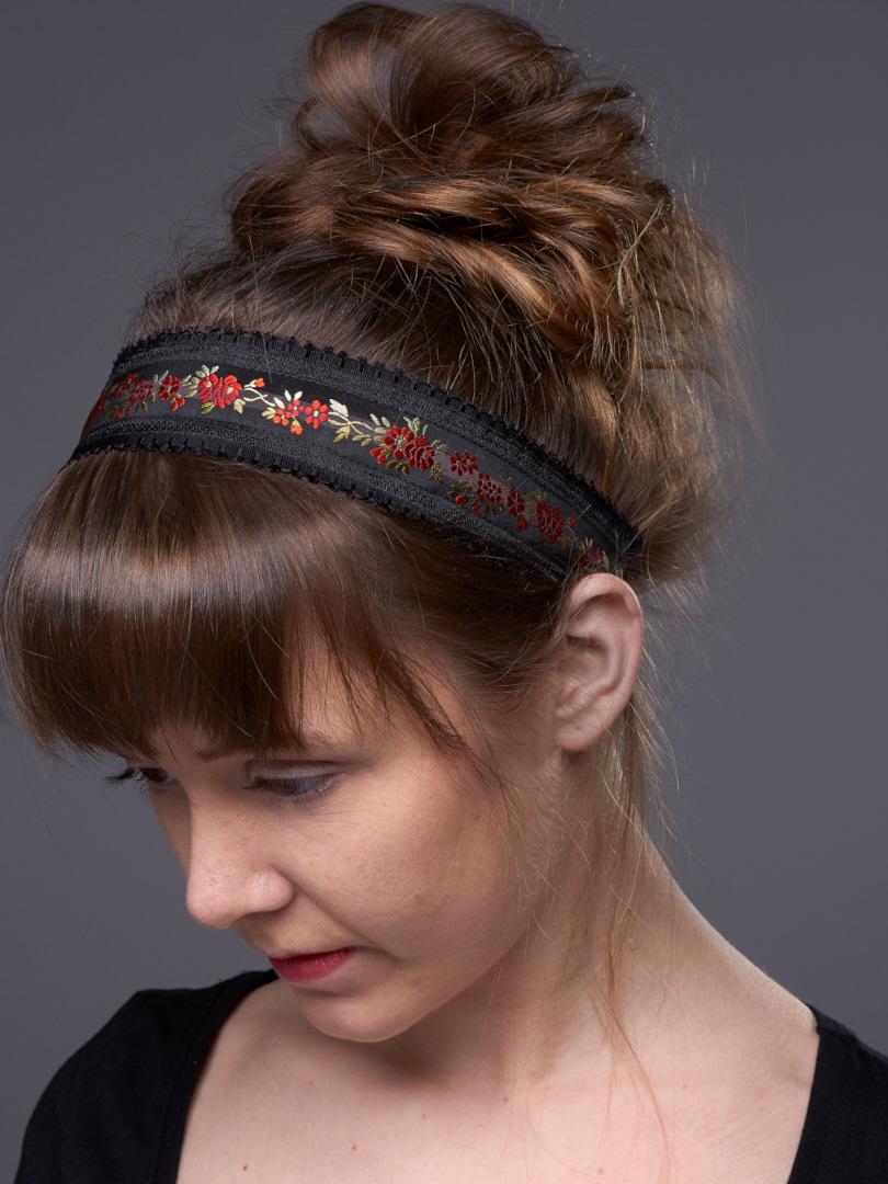 Haarband Trachtenstyle